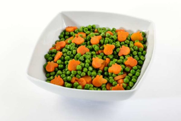 Peppa Pig Peas And Carrots 500g